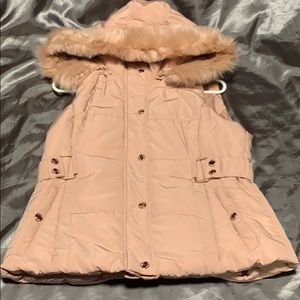 Guess Rose Gold Vest